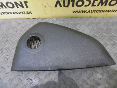 Left fuse cover 4F0857085C - Audi A6 C6 4F 2006 Avant Quattro 3.0 TDI 165 kW BMK HVE