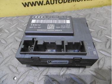 Door Control Unit Module 4F0959794E 4F0910795E - Audi A6 C6 4F 2006 Avant Quattro 3.0 TDI 165 kW BMK HVE