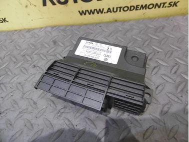 On board power supply control unit 4F0907280A 4F0910280 - Audi A6 C6 4F 2006 Avant Quattro 3.0 TDI 165 kW BMK HVE