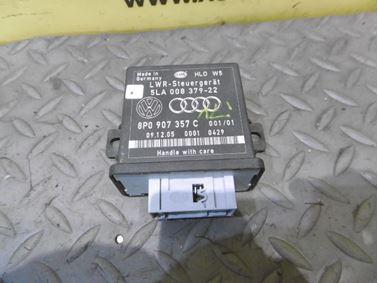 Headlight beam position switch 8P0907357C - Audi A6 C6 4F 2006 Avant Quattro 3.0 TDI 165 kW BMK HVE