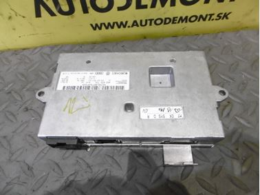 Interface box 4E0035729 4F0910730F - Audi A6 C6 4F 2006 Avant Quattro 3.0 TDI 165 kW BMK HVE