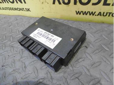 Trailer control unit 4F0907383 4F0910383 - Audi A6 C6 4F 2006 Avant Quattro 3.0 TDI 165 kW BMK HVE
