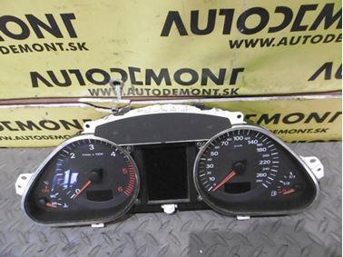 Speedometer 4F0920931F 4F0920931FX 4F0910930A - Audi A6 C6 4F 2006 Avant Quattro 3.0 TDI 165 kW BMK HVE