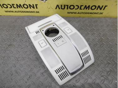 Front interior light 4F0947135BE - Audi A6 C6 4F 2006 Avant Quattro 3.0 TDI 165 kW BMK HVE