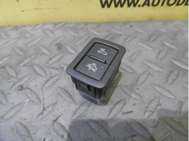 Switch for deactivation anti-theft alarm system and tow-away protection 4F0962109 4E0962109 - Audi A6 C6 4F 2006 Avant Quattro 3.0 TDI 165 kW BMK HVE