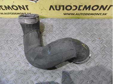 Pressure hose 4F0145737G - Audi A6 C6 4F 2006 Avant Quattro 3.0 TDI 165 kW BMK HVE