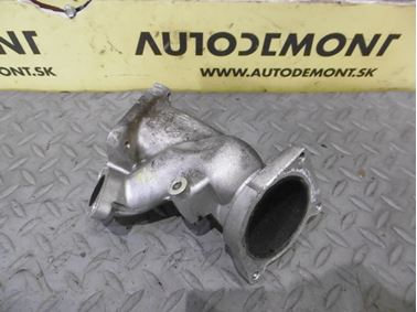 Throttle valve adapter 059145997C 059145997J - Audi A6 C6 4F 2006 Avant Quattro 3.0 TDI 165 kW BMK HVE