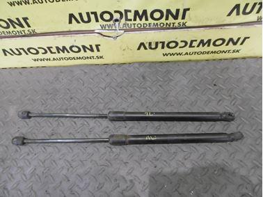 Rear trunk struts support 4F9827552C - Audi A6 C6 4F 2006 Avant Quattro 3.0 TDI 165 kW BMK HVE