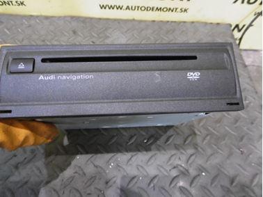 GPS Navigation System Control Unit 4E0919887D 4E0910887Q - Audi A6 C6 4F 2006 Avant Quattro 3.0 TDI 165 kW BMK HVE