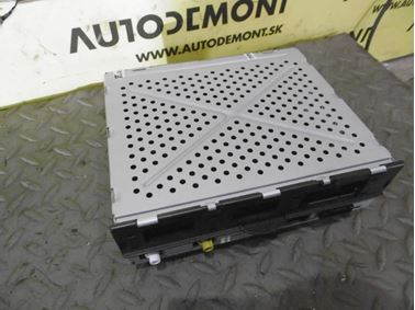Radio Receiver Control Unit 4F0035541E 4E0910541L - Audi A6 C6 4F 2006 Avant Quattro 3.0 TDI 165 kW BMK HVE