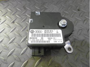 Battery Control Unit 4F0915181A 4F0910181E - Audi A6 C6 4F 2006 Avant Quattro 3.0 TDI 165 kW BMK HVE