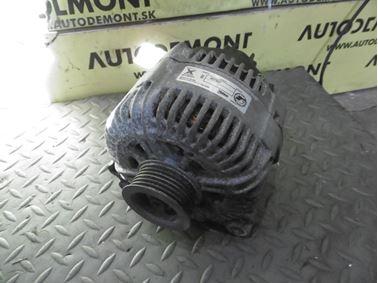 Alternator 059903015R 059903015RX - Audi A6 C6 4F 2006 Avant Quattro 3.0 TDI 165 kW BMK HVE