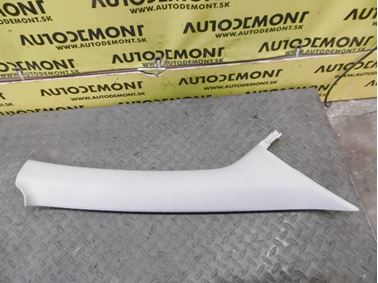 Right Side A Pillar Trim 4F0867234F - Audi A6 C6 4F 2006 Avant Quattro 3.0 TDI 165 kW BMK HVE