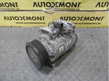 Air conditioning compressor 4F0260805N - Audi A6 C6 4F 2006 Avant Quattro 3.0 TDI 165 kW BMK HVE