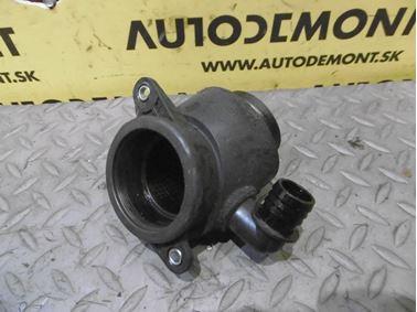 Turbocharger pipe 059129955C 059129955AM - Audi A6 C6 4F 2006 Avant Quattro 3.0 TDI 165 kW BMK HVE