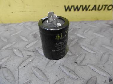 Suppression Condenser Noise Filter 4F0903291 - Audi A6 C6 4F 2006 Avant Quattro 3.0 TDI 165 kW BMK HVE