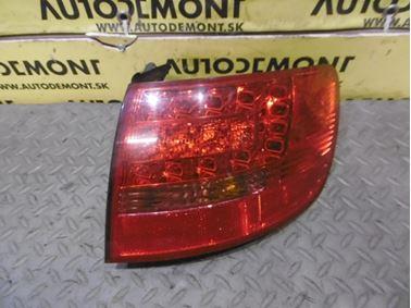 Right tail light 4F9945096B - Audi A6 C6 4F 2006 Avant Quattro 3.0 TDI 165 kW BMK HVE