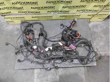 Engine Wiring Harness 4F1971072DN 4F0971379 4F1971284E 07Z971782 - Audi A6 C6 4F 2006 Avant Quattro 3.0 TDI 165 kW BMK HVE