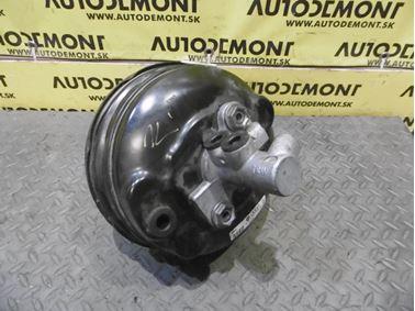 Brake booster with brake master cylinder 4F0612105G - Audi A6 C6 4F 2006 Avant Quattro 3.0 TDI 165 kW BMK HVE
