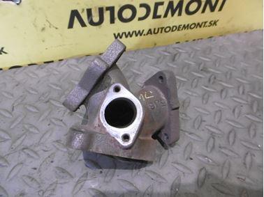 Exhaust manifold centre 059131799H - Audi A6 C6 4F 2006 Avant Quattro 3.0 TDI 165 kW BMK HVE