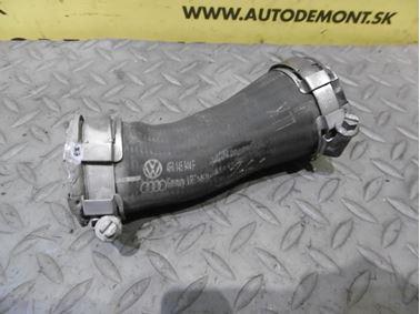 Pressure hose 4F0145944F - Audi A6 C6 4F 2006 Avant Quattro 3.0 TDI 165 kW BMK HVE