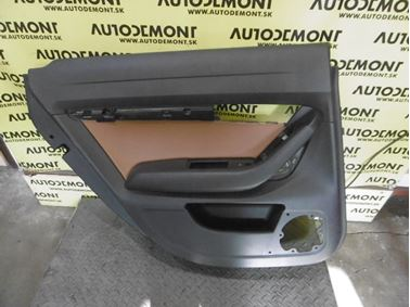 Rear left door trim panel 4F0867305D - Audi A6 C6 4F 2006 Avant Quattro 3.0 TDI 165 kW BMK HVE
