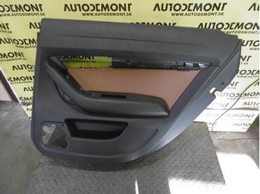 Rear right door trim panel 4F0867306D - Audi A6 C6 4F 2006 Avant Quattro 3.0 TDI 165 kW BMK HVE