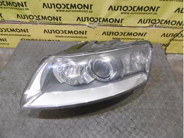 Left headlight 4F0941029AK 4E0941471 1K6953123D 4F0941293A 4F0941159 - Audi A6 C6 4F 2006 Avant Quattro 3.0 TDI 165 kW BMK HVE