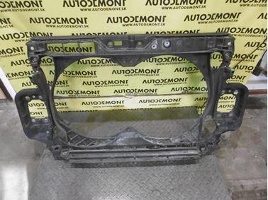 Mounting for coolant radiator 4F0805594H 4F0805594C - Audi A6 C6 4F 2006 Avant Quattro 3.0 TDI 165 kW BMK HVE
