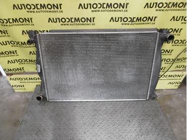Coolant Radiator 4F0121251N - Audi A6 C6 4F 2006 Avant Quattro 3.0 TDI 165 kW BMK HVE