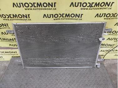 Air conditioning condenser 4F0260401E 4F0260401P - Audi A6 C6 4F 2006 Avant Quattro 3.0 TDI 165 kW BMK HVE