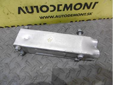 Right holder & bracket for front bumper 4F0807134 - Audi A6 C6 4F 2006 Avant Quattro 3.0 TDI 165 kW BMK HVE