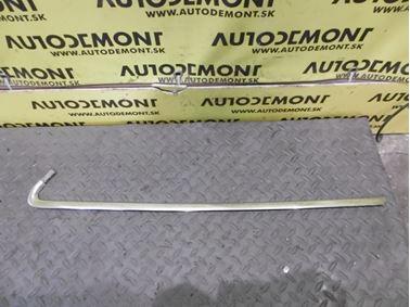 Rear Right Window Molding Trim 4F9853346 - Audi A6 C6 4F 2006 Avant Quattro 3.0 TDI 165 kW BMK HVE
