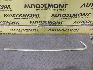 Rear Left Window Molding Trim 4F9853345 - Audi A6 C6 4F 2006 Avant Quattro 3.0 TDI 165 kW BMK HVE