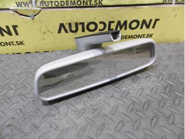 Interior rear view mirror 4F0857511AA 4F0857593AB 4F0857593AA - Audi A6 C6 4F 2006 Avant Quattro 3.0 TDI 165 kW BMK HVE