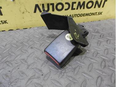 Rear Right Seat Belt Lock 4F0857740D - Audi A6 C6 4F 2006 Avant Quattro 3.0 TDI 165 kW BMK HVE