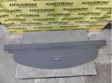 Luggage Compartment Cover & Roller Blind 4F9863553 - Audi A6 C6 4F 2006 Avant Quattro 3.0 TDI 165 kW BMK HVE
