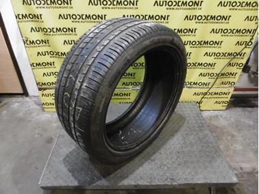 Summer Tyre Pirelli Pzero Rosso 245/40 R18 97Y  - Audi A6 C6 4F 2006 Avant Quattro 3.0 TDI 165 kW BMK HVE