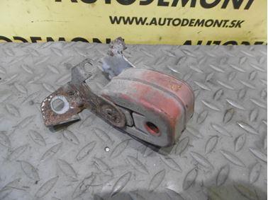 Exhaustion pipe holder & bracket 4F0253144M 4F0253147 - Audi A6 C6 4F 2006 Avant Quattro 3.0 TDI 165 kW BMK HVE