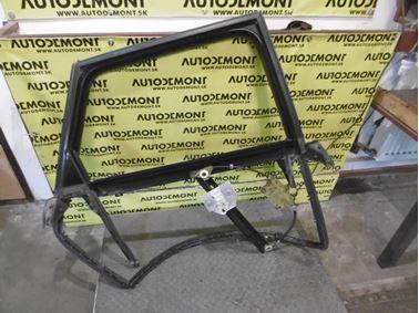 Rear right window regulator 4F0839462A 4F9839630D - Audi A6 C6 4F 2006 Avant Quattro 3.0 TDI 165 kW BMK HVE