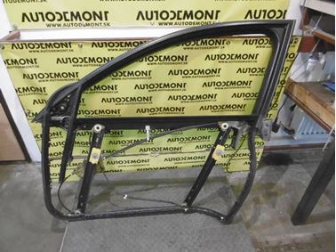 Front Left Window Regulator  4F0837461C 4F0837629F - Audi A6 C6 4F 2006 Avant Quattro 3.0 TDI 165 kW BMK HVE