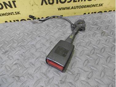 Front Left & Right Seat Belt Lock 8E0857755D 8E0857755Q - Audi A6 C6 4F 2006 Avant Quattro 3.0 TDI 165 kW BMK HVE