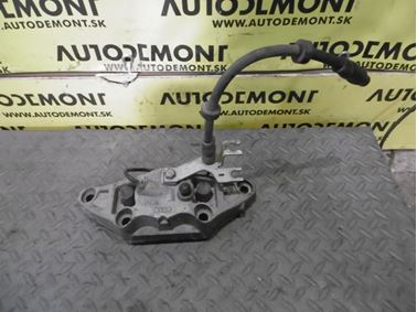 Front right brake caliper 4F0615124 - Audi A6 C6 4F 2006 Avant Quattro 3.0 TDI 165 kW BMK HVE