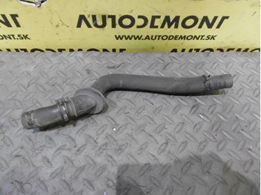 Coolant Hose Tube 4F1265347A - Audi A6 C6 4F 2006 Avant Quattro 3.0 TDI 165 kW BMK HVE