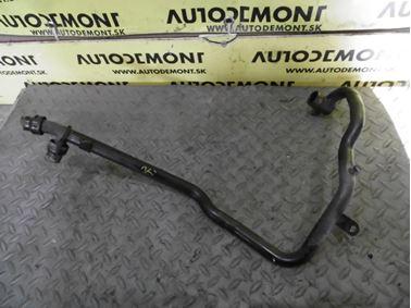 Coolant Pipe Tube 059121075BG 059121075BT - Audi A6 C6 4F 2006 Avant Quattro 3.0 TDI 165 kW BMK HVE