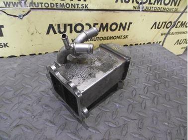 EGR cooler 059131511 059131508G - Audi A6 C6 4F 2006 Avant Quattro 3.0 TDI 165 kW BMK HVE