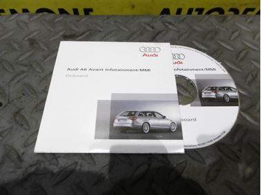 CD´s Infotainment - MMI 4F0 4F - Audi A6 C6 4F 2006 Avant Quattro 3.0 TDI 165 kW BMK HVE