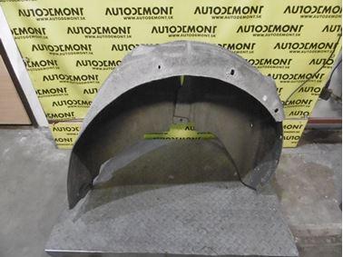 Rear left wheelhouse liner 4F0810171D - Audi A6 C6 4F 2006 Avant Quattro 3.0 TDI 165 kW BMK HVE