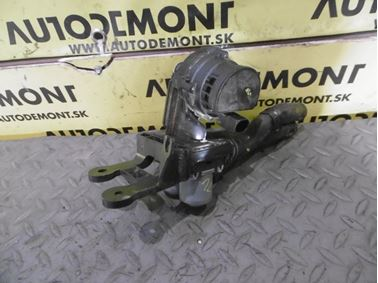 Auxiliary heater control valve pump 4F1959617A 4F1819374 4F1819372 4F1959617B - Audi A6 C6 4F 2006 Avant Quattro 3.0 TDI 165 kW BMK HVE