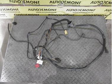 ABS sensor Brake Pads Wiring Harness s elektroinštaláciou pravého predného svetlometu 4F1971076B 4F0972252 - Audi A6 C6 4F 2006 Avant Quattro 3.0 TDI 165 kW BMK HVE